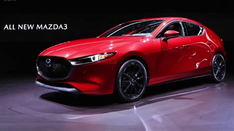 2020 Mazda 3 Hatch by 2020 Mazda 3 Hatch Mazda Review Release Raiacars