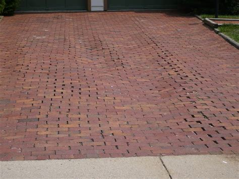 How Much Does A Paver Patio Cost Brick Driveway Image Brick Driveway Cost