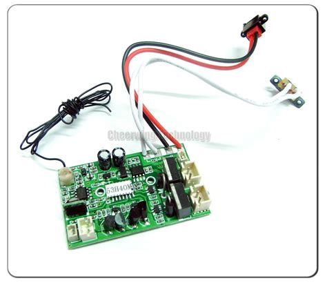 circuit board parts 40mhz pcb circuit board 9101 23 for 9101 rc