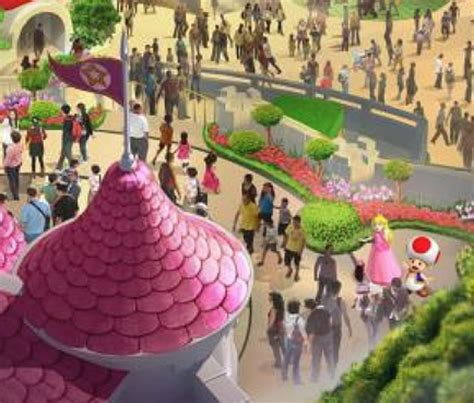 even more concept for universal nintendo world universal shares new details on nintendo world then