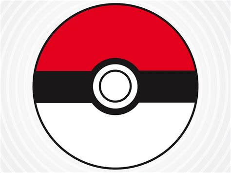 pokeball template cliparts
