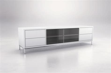 Modern Media Furniture by Lenox Modern Media Cabinet Modloft