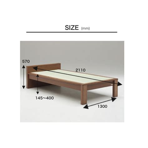 Tatami Mat Bed Frame Sugartime Rakuten Global Market Product Made In Tatami Mat Bed Frame Quot Sumica Flat Type Semi