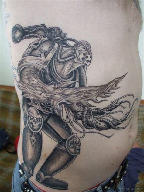 34 excellent rib tattoos