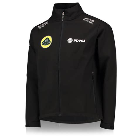 lotus f1 jacket new 2015 lotus f1 softshell jacket coat genuine formula