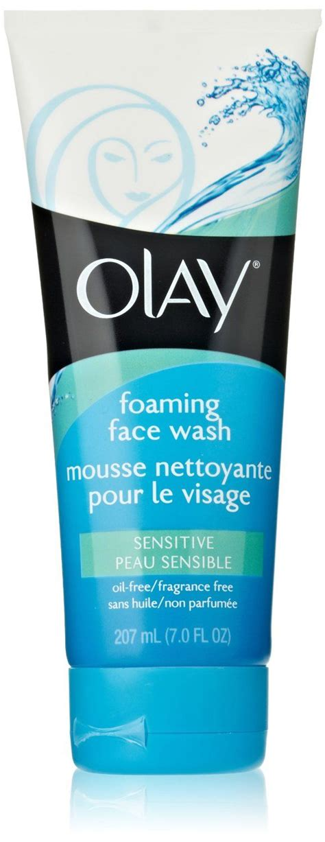 Olay Wash olay foaming wash for sensitive skin reviews photos ingredients makeupalley