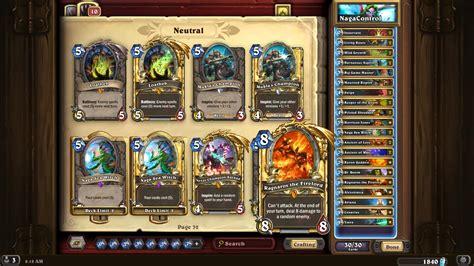 heartstone deck nhật k 253 mobile gamer p 3 hearthstone thẻ b 224 i si 234 u