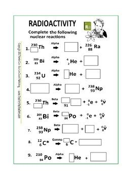 section 12 3 dating with radioactivity worksheet answers radioactivity worksheet bluegreenish