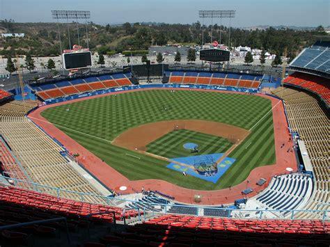 Dodge Stadium Cga Dodger Stadium