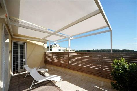 tende da terrazza tende parasole da esterno per balcone finestre e terrazzi