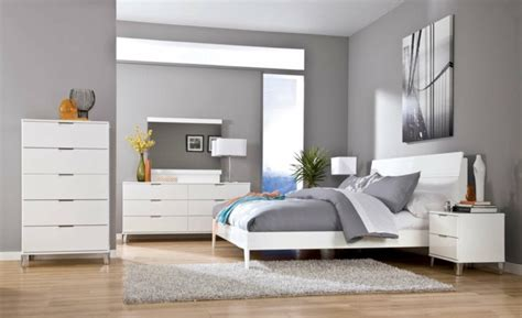 Gray Bedroom White Furniture by Bedroom In Gray 88 Bedrooms With Significant Presence Of