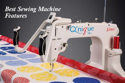 Which Sewing Machine Is Best For Quilting by Best Sewing Machine For Quilters