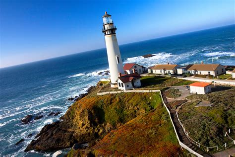 pigeon point lighthouse hostel california pacific coast