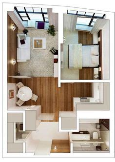 Kleines Schlafzimmer Ideen 6708 by 3d Floor Plan From Roomsketcher See The Article At