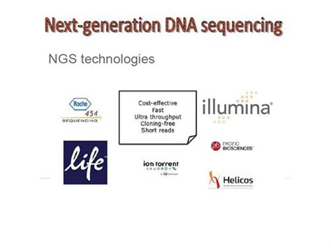 The Templates For Next Generation Sequencing Are Flash Card by Next Generation Sequencing By Dr Arianna Nicolussi