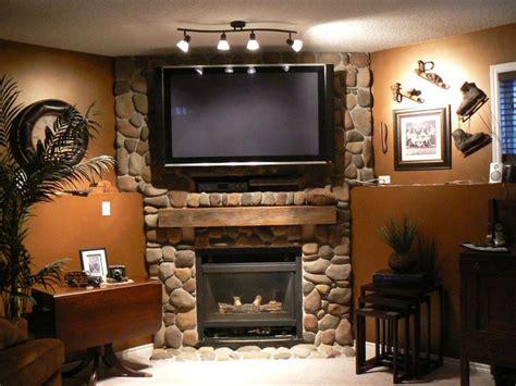 decorating a fireplace wall chimenea revestida con piedra artificial puedes consultar