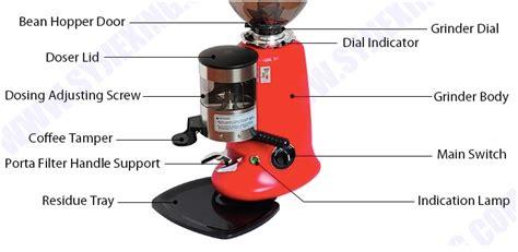 Mesin Kopi Maksindo jual mesin grinder kopi untuk cafe mks grd60a di