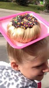 cool hair donut 19 most bizarre hairstyles for kids