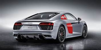 audi r8 audi sport edition revealed in new york photos 1 of 12
