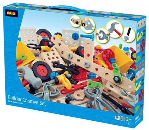 brio tool buy brio builder creative set 270 pc 34589 free