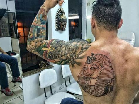 imagenes egipcias para tattoo tatuagem eg 237 pcia fechamento de bra 231 o e costas tattoos