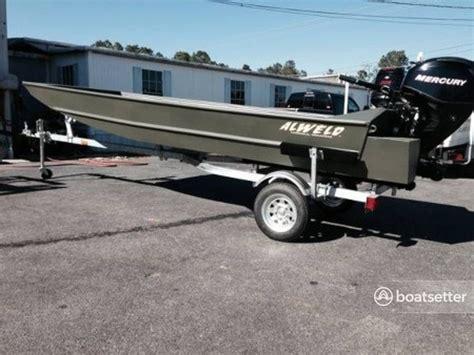 12 foot jon boat in ocean rent a 2014 14 ft alweld 1448 flat in ocean pines md on