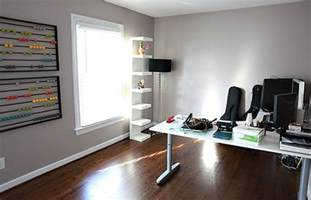 Office Wall Colors Choosing The Perfect Warm Paint Colors To Make The