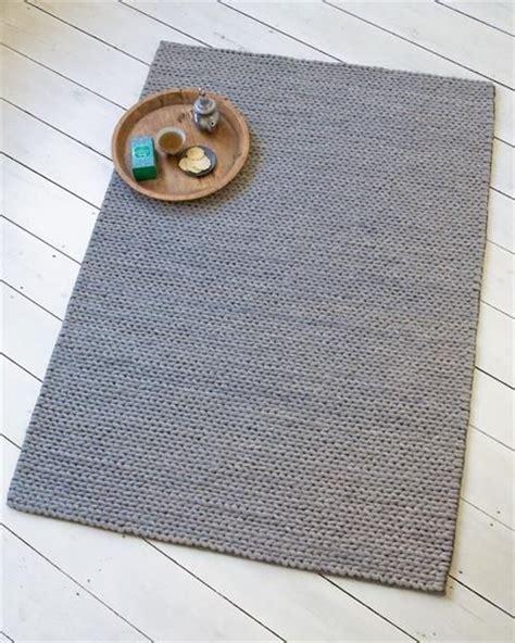 Teppich Strickoptik by Teppich Strickoptik Teppich Rugs