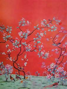 Chinoserie Wallpaper How Do They Do That Chinoiserie Wallpaper This