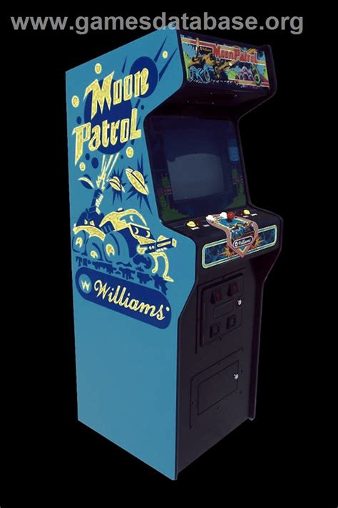 Moon Patrol Cabinet by Entertainment Time S 50 Best Of All Time