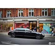 Maybach 62 S Zeppelin  30 October 2016 Autogespot
