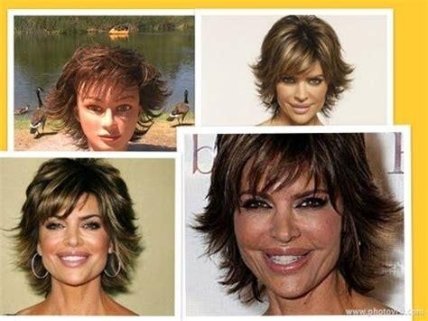 lisa rinna haircut tutorial how to cut your hair like lisa rinna haircut tutorial