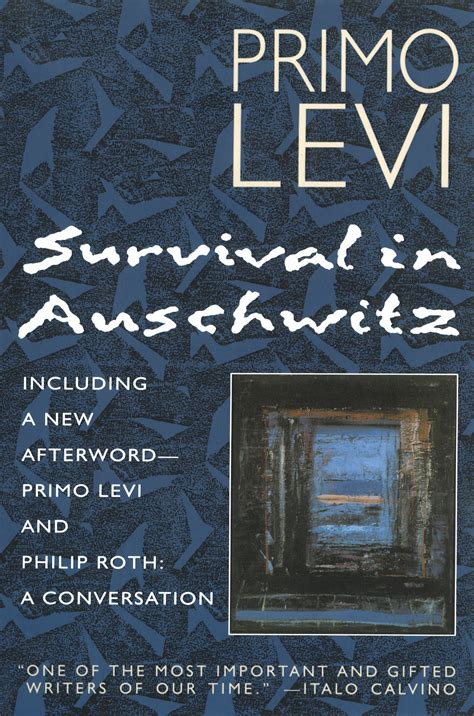survival in auschwitz book by primo levi official publisher page simon schuster