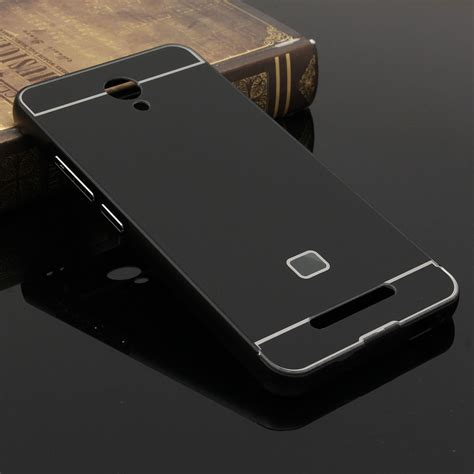 Bumper Mirror Xiaomi Redmi Note 2 Prime aluminum metal frame bumper pc back cover for xiaomi redmi note 2 prime ebay
