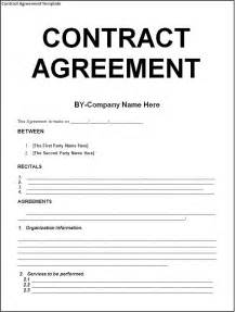 business contract template free doc 1002646 contract templates bizdoska