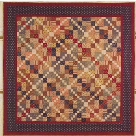 Civil War Quilt Pattern by March To Manassas Civil War Quilt Kit From Pam S By