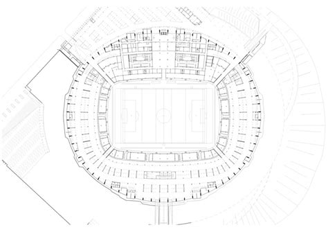 cape town stadium floor plan gallery of south africa world cup 2010 greenpoint stadium gmp architekten 9