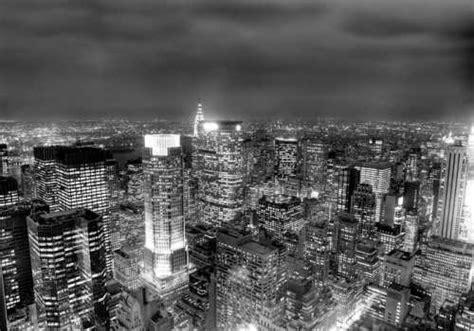 fotos blanco y negro nueva york cuadro vista aerea nueva york blanco y negro 100 a medida