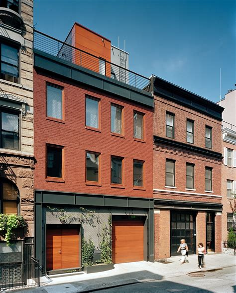 townhouse with garage nyc