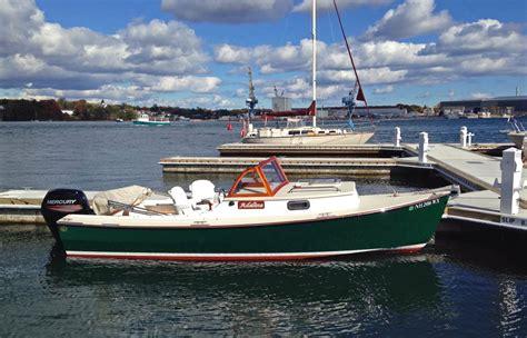pelican fibreglass boat pelicano 20 devlin designing boat builders