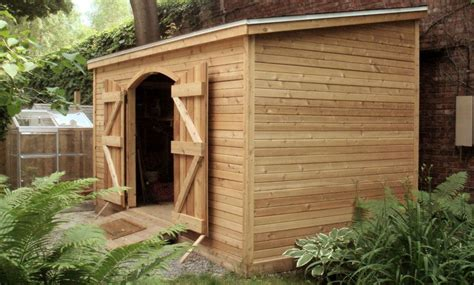 cool garden sheds   knew existed