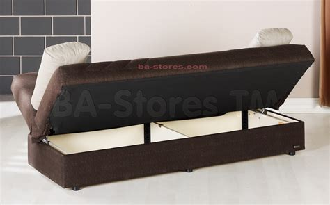 Mattress For Sleeper Sofa Max Sleeper Sofa Bed In Naturale Brown Sofa Beds Is Max S Br 4