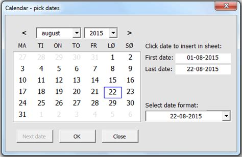 how to make a calendar using excel calendar and date picker on userform vba only no activex