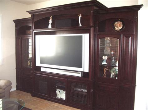 Used Kitchen Cabinets San Diego by Flat Screen Tv Entertainment Center C Amp L Design