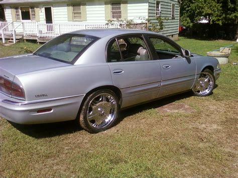 ptown684 1998 buick park avenue specs photos