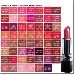 lipstick color chart lipstick color chart car interior design