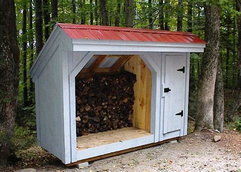 Firewood Shed Kits by 4 X 10 Shed Prefab Wooden Shed Wood Storage Sheds Kits