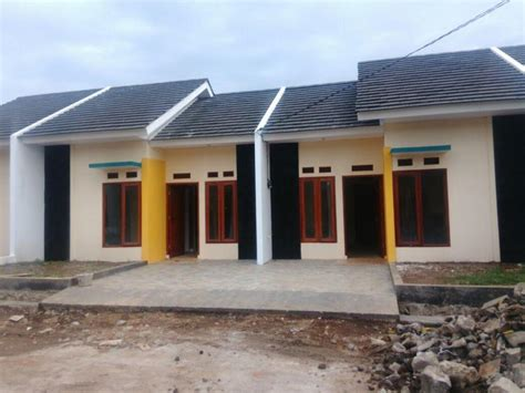 Rumah Murah Di Bekasi Utara by Rumah Dijual Rumah Cluster Murah Di Taruma Jaya Bekasi Utara