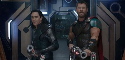 thor ragnarok film loki new thor ragnarok trailer hulk jokes and other spoilers