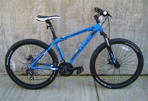 for trek 3500 trek bike blue